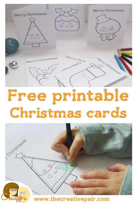 printable christmas cards diy 1070 best christmas crafts images on pinterest christmas