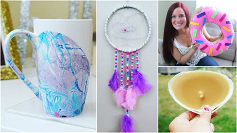 crafts for the home 5 diy home decor craft ideas for the summer