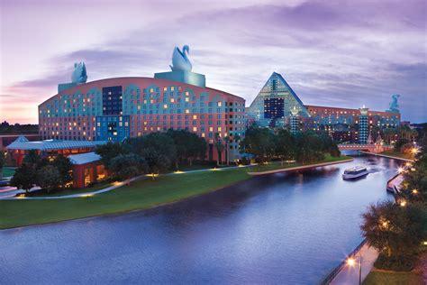 Sprei My Orlando the starwood swan and dolphin hotel at walt disney world