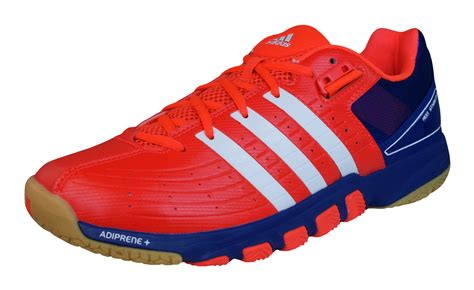 adidas quickforce 7 1 adidas quickforce 7 mens badminton trainers shoes red