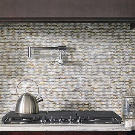 mosaic monday modern kitchen backsplashes