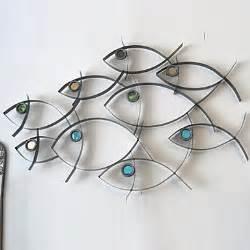 Rod Iron Wall Art Home Decor Metal Wall Art Wall Decor Of Fish Wall Decor