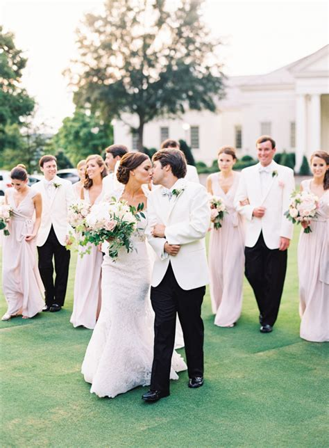 southern white tie wedding it weddings - White Tie Wedding Dresses