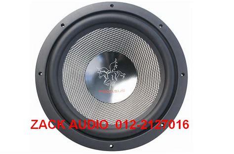 Speaker Subwoofer Pegasus pegasus carbon fiber cone subwoofer 12 quot 400rms