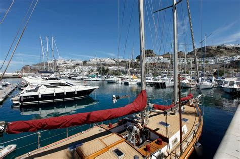 puerto rico to florida by boat 1000 images about gran canaria marinas on pinterest