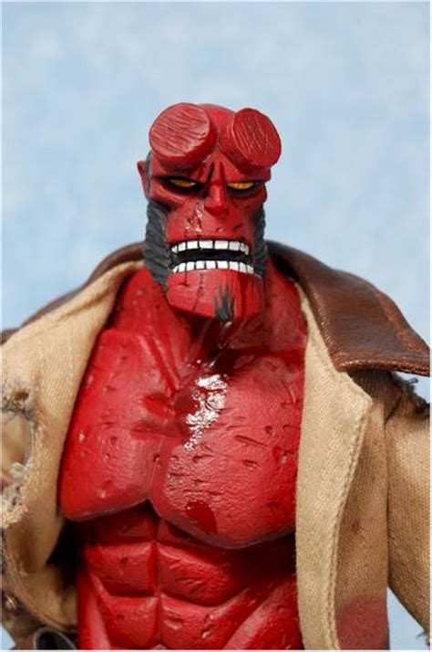 Sale Figure Mezco Hellboy Hell Boy Preview Exclusive Segel figures hellboy exclusive figures another