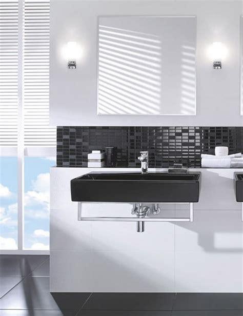 imagenes baños blanco y negro ba 241 os en blanco y negro elegantes y modernos mdz online
