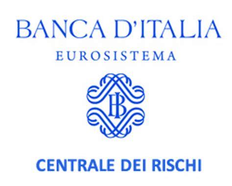 cancellazione centrale rischi d italia centrale dei rischi della d italia domanda