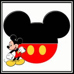 printable mickey mouse head clipart clipart