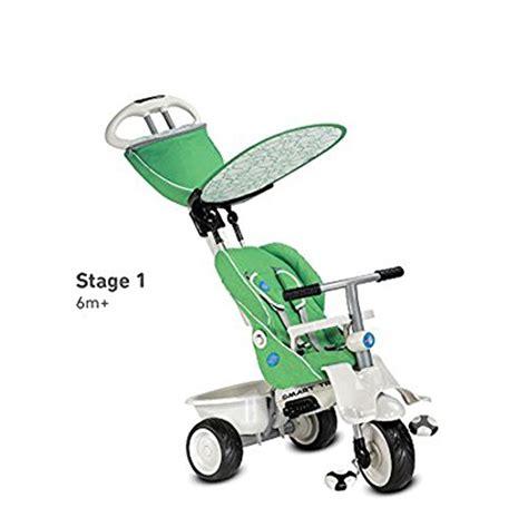 smart trike recliner review smart trike recliner 4 in 1 tricycle green toy in the