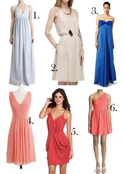Style 911: ?I Need The Perfect Dress For A ?Casual, Elegant? Beach Wedding!?   The Frisky