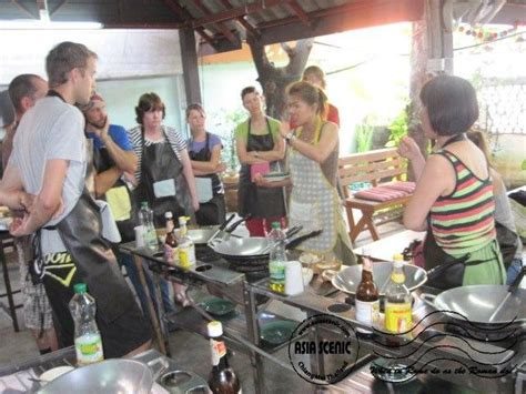 Thai Cottage Home Cookery School by Asia Scenic Thai Cooking School Dans Chiang Mai Tha 239 Lande