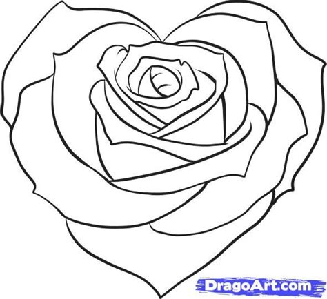 how to draw tattoo roses step by step how to draw a pretty step by step tattoos pop