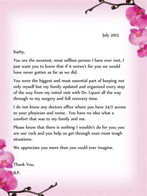 princeton neurological surgery patient letters