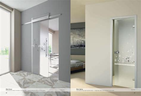 porte per interni in vetro porte vetro extrachiaro per arredamento cristal porte d