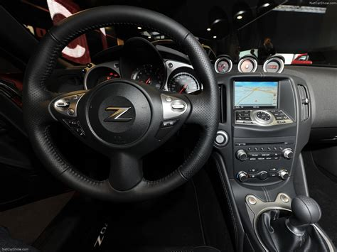 custom nissan 370z interior nissan 370z 2013 picture 23 of 47