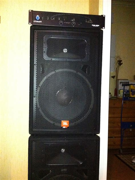 Speaker Jbl Jrx 115 jbl jrx115 image 390241 audiofanzine