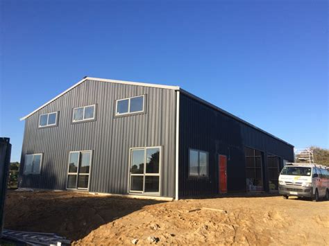 shaw shed house coresteel buildings