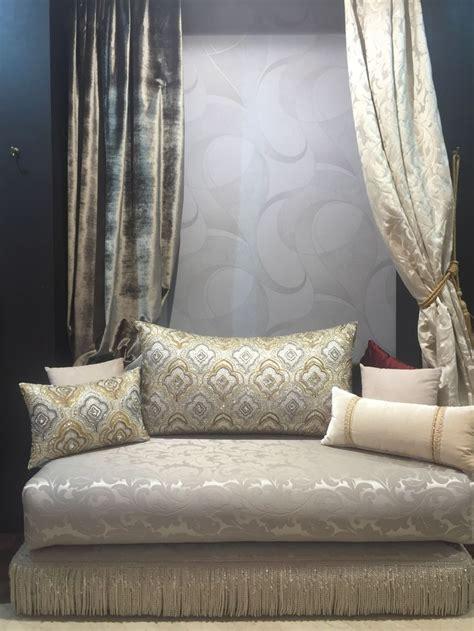 canap駸 marocains canap 233 salon marocain moderne 2018 salon marocain d 233 co