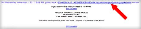 yahoo email got hacked how to fix yahoo email hacked press release scam detector