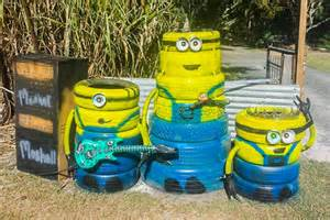 What Material Are Car Tires Made Of Minions Made Of Tyres Abc News Australian Broadcasting