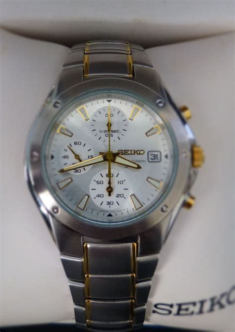 seiko snd583 wrist watches for new 29665137081 ebay