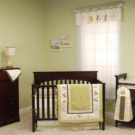 Classic Pooh Crib Bedding Set Classic Winnie The Pooh Crib Bedding Nursery Room Ideas Winnie The Pooh Crib Bedding Set
