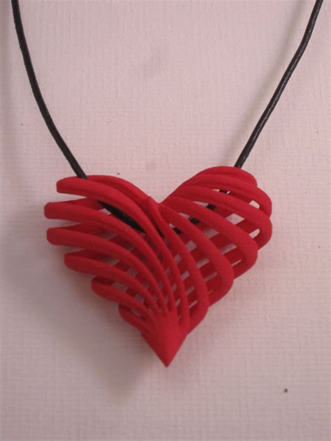 3d printer jewelry 3d printed jewelry my twisted pendant by