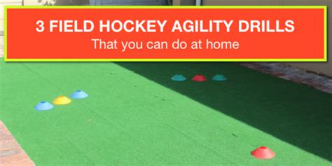 setting drills you can do home 3 field hockey drills you can do at home