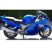 Analysis Honda CBR 1100 XX Super Blackbird A Victim Of