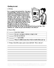 Esl Reading And Writing Worksheets by Neidinha Franca Free Esl Worksheets