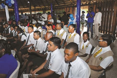 theme for education month education month launches with wellness theme guyana times