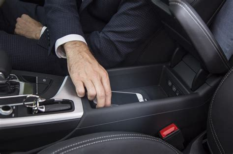 audis  iphone case offers wireless charging  phone box option top speed