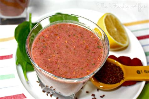 Dr Oz Raspberry Detox Smoothie by Raspberry Detox Smoothie By Dr Oz