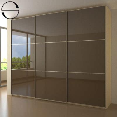 3d wardrobe design wardrobe sliding doors 3d model