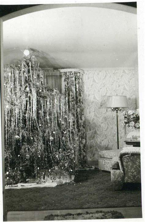 fashioned tree icicles vintage picmia