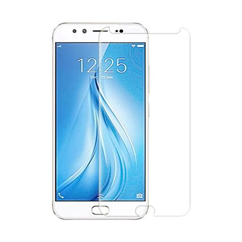 Tempered Glass Vibo jual stonic tempered glass screen protector for vivo v5