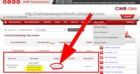 buat akaun gmail malaysia cara withdraw duit dari paypal ke akaun bank di malaysia