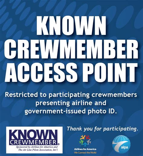 Chrc Background Check Known Crewmember Crew Discounts