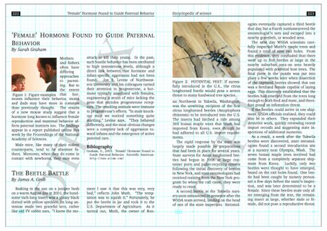 layout majalah keren gambar 2 contoh layout suatu ensiklopedia bisa dipakai