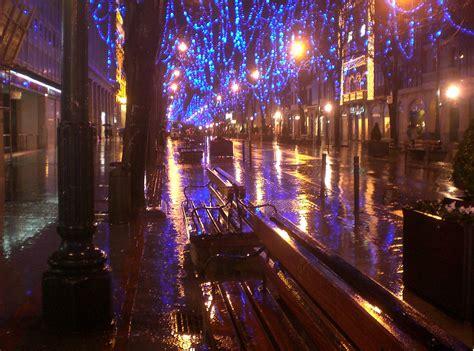 imagenes navidad bilbao navidad lluvia reflejos 3 fotos de fotos de bilbao