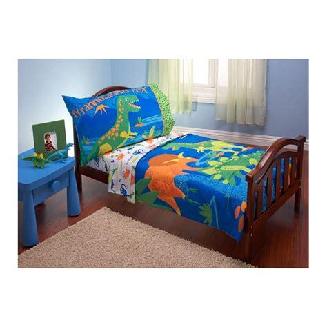 cama para nino set de cama transici 243 n 4 piezas dinosaurios de nojo
