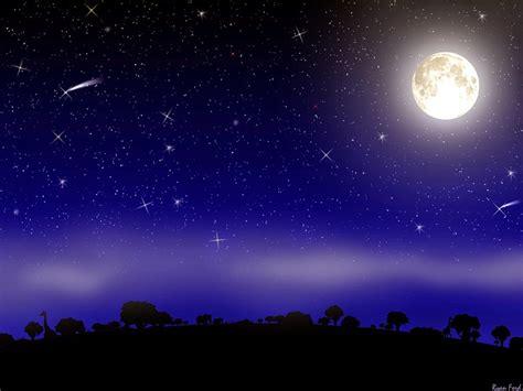 wallpaper langit dan bintang aku dan hidup ku jadwal fenomena langit malam bulan