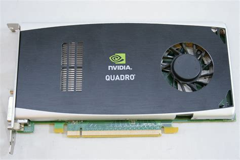 Vga Quadro Fx 1800 nvidia quadro fx 1800 768mb gddr3 pci e x16 graphics card dvi dual display port 3536403336578 ebay