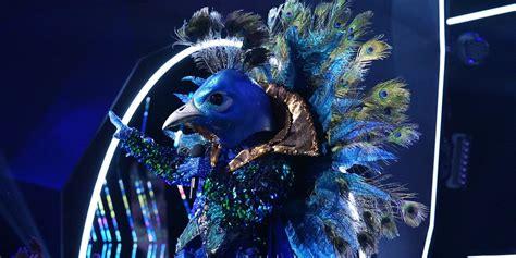 donny osmond  peacock   masked singer