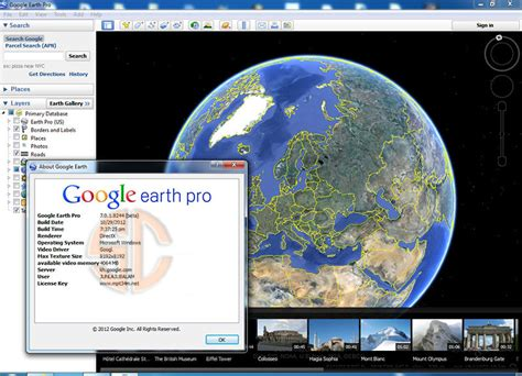 Software Melihat Dunia Earth Pro 7 earth pro 7 0 3 8542 portable software center