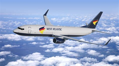 west atlantic to lease four b737 800 converted freighters from gecas ǀ air cargo news