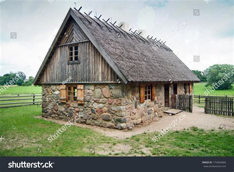 polish house music traditional polish house stock photo 175964684 shutterstock