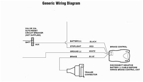 reese towpower wiring diagram 29 wiring diagram images
