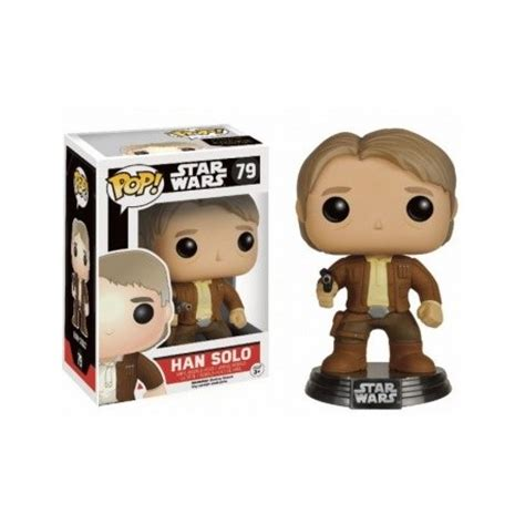 Funko Pop Wars Episode 7 The Awakens Luke Skywalker funko pop wars episode vii the awakens han vinyl figure 10cm the mana shop